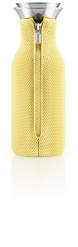 Fridge Carafe 1,0l 3D yellow