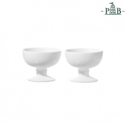 CONVIVIO SET 2 FOOTED BOWLS cm d9,5h7 GB