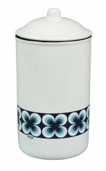 STORAGE JAR RAMONA Blue