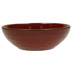 Dining, TablewareCONCERTO (Red) ROSSO MALAGA Salad Bowl Ø 26 cm£25.00