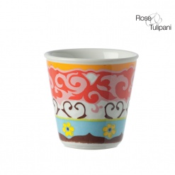 Nador Chinese Tea Cup Orange