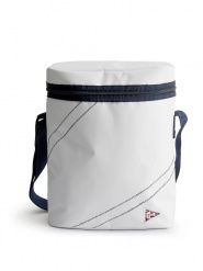 Nautic cooler bag white