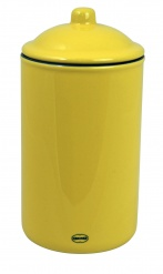 STORAGE-JAR Yellow
