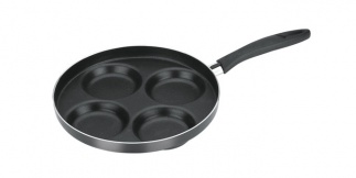 Frying Pan With 4 Dimples, 24 Cm Presto