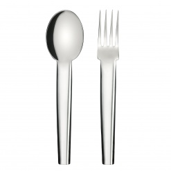 Serving Set Stainless Steel