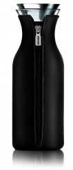Fridge carafe 1.0 l black