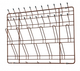 STOW & HANGFRAME Rack Copper