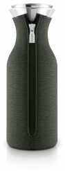 Fridge carafe 1.0l Forest green