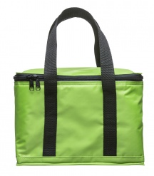 Holiday cooler bag small green