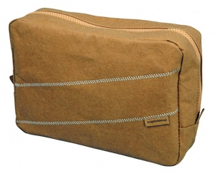 OTR TOILET BAG MID-STAY Brown