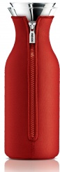Fridge carafe 1.0 l red