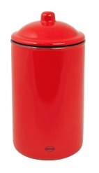 STORAGE-JAR Red