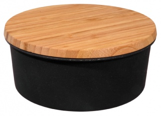 BISCUIT LOVER cookie box Black