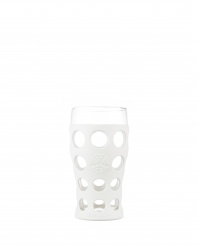 Lifefactory 20oz Beverage Glass - Open Stock - Optic White
