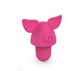 ZOO Bottle stopper Pig Rose