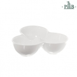 CONVIVIO 3 BOWLS SERVING cm 18x17 GB