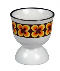 EGG CUP RAMONA Yellow