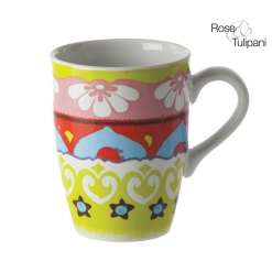 Nador Mug In Gb Green