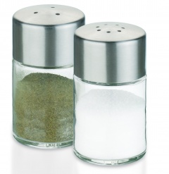 Mini Salt Shaker And Pepper Pot Club