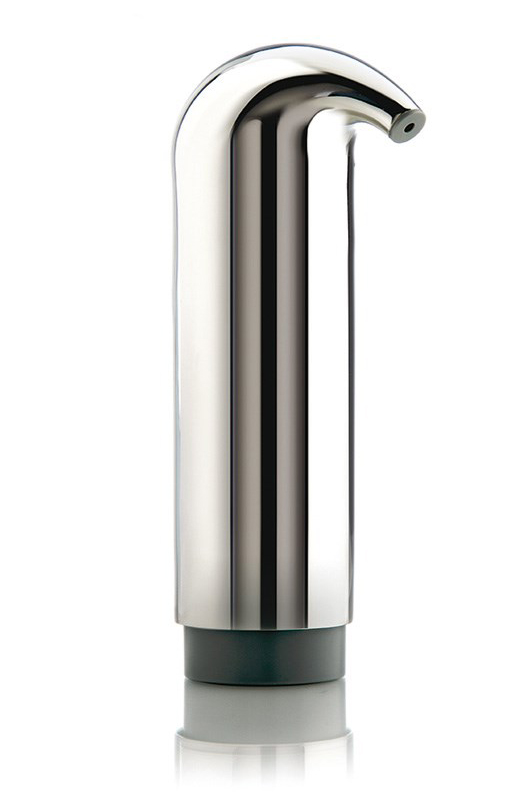 Soap dispenser s/s polished
