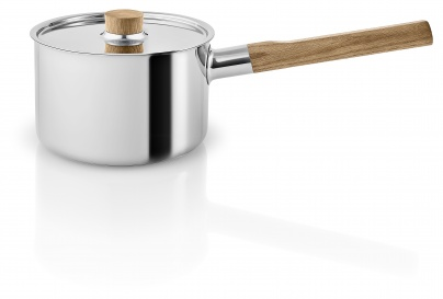 Sauce pan 2.0l Nordic kitchen Stainless Steel
