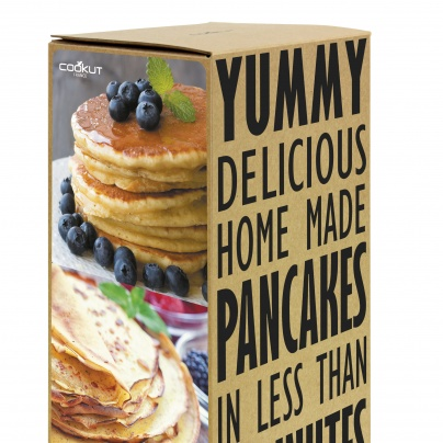 Miam - easy homemade pancakes in 2 minutes