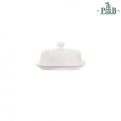 TERRINE COV. BUTTER DISH cm 14x11 GB