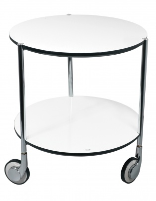 Cabanaz COCKTAIL TROLLEY WHITE