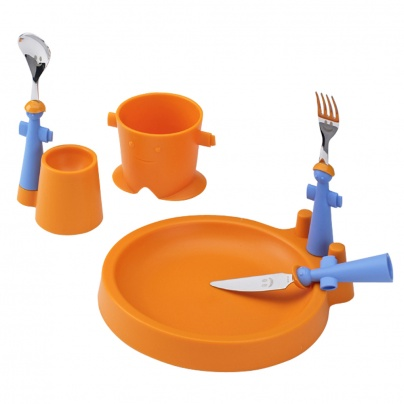 Puppet Club Set Orange