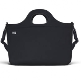 Duffle Tote - Large Black