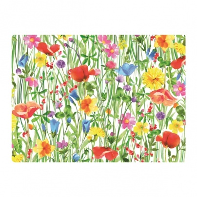 FLORES Placemat In Polypropylene