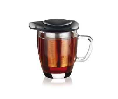 Mesh Tea Infuser With Cap Teo