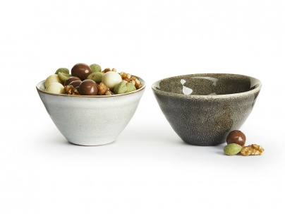 Nature serving bowl mini, 2-pack