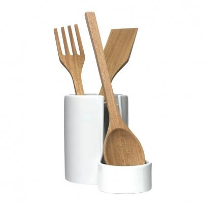 Formahouse kitchen storage sagaform utensil holder - Unique kitchen utensil holder ...