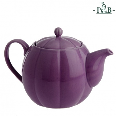 VILLADEIFIORI TEA POT PURPLE CC 800