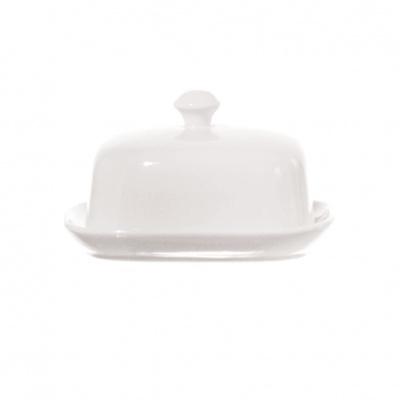 TERRINE COVERED BUTTER DISH CM 18X14 GB