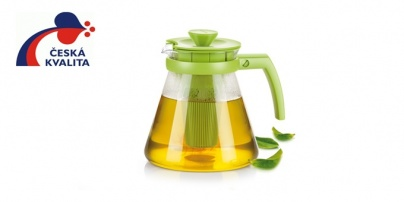 Tea / Coffee Maker 1.25 L With Infuser Teo Tone