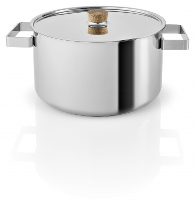 Pot 6.0l Nordic kitchen Stainless Steel