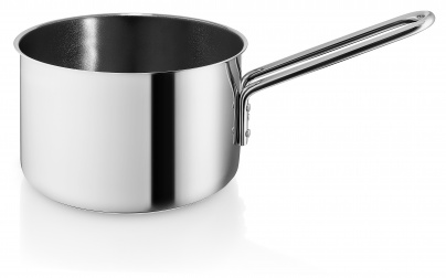 Sauce pan 1,8l Ceramic coating Stainless steel