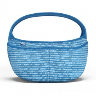 Baby Buddy: Essentials Caddy Dribble Dots Blue