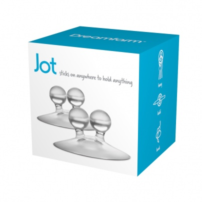 Jot - 4 Pack - Clear