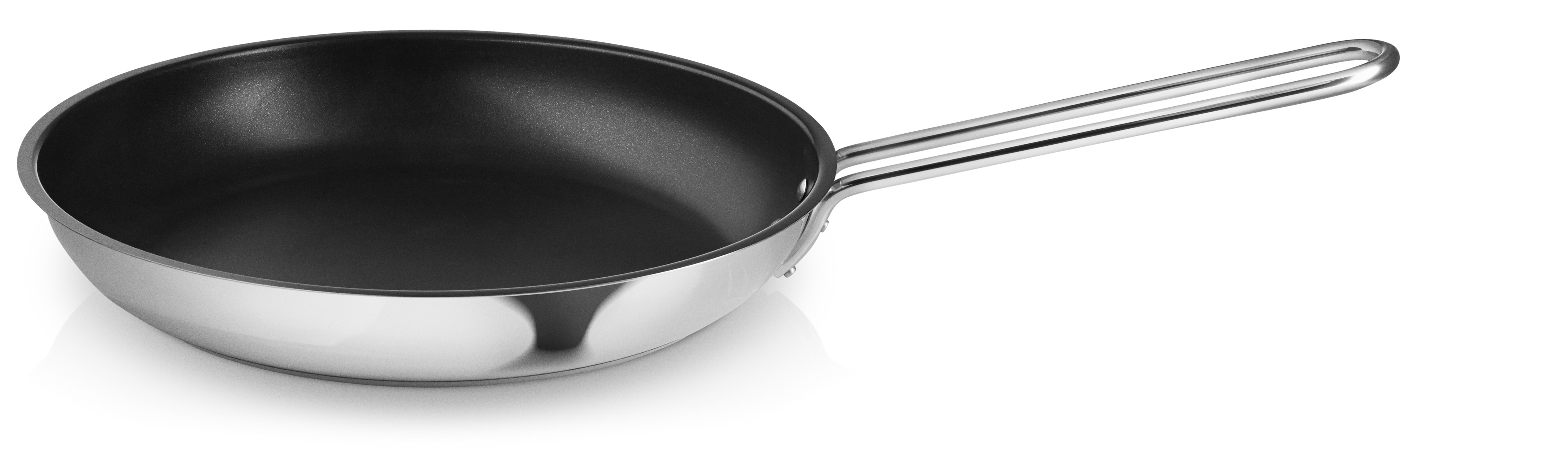Frying pan Ø26cm Stainless steel