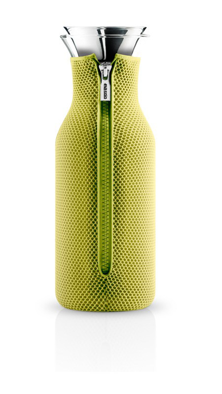 Fridge carafe with cover - 3D Lime