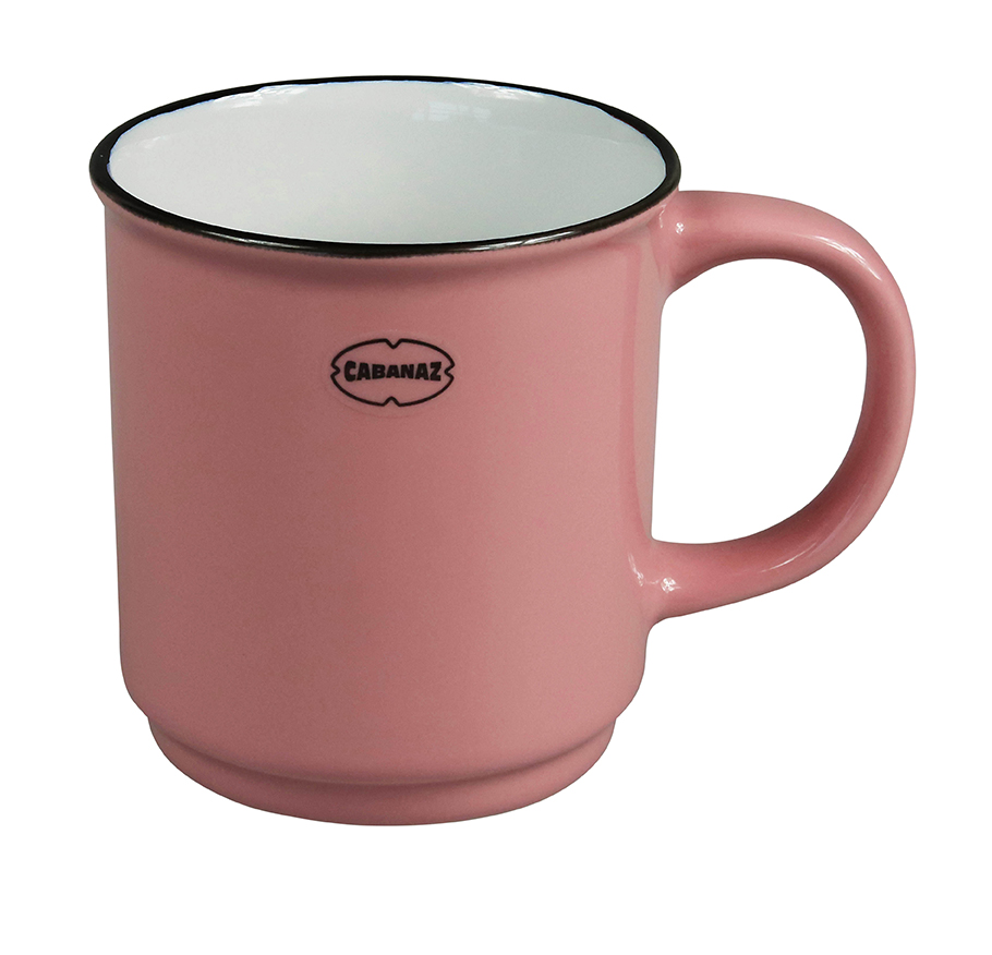 STACKABLE MUG Pink
