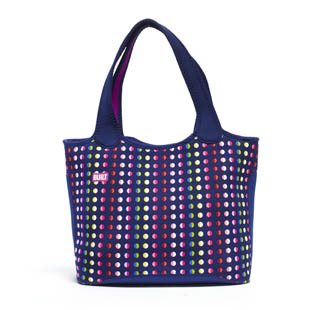 Everyday Shoulder Tote Dot No. 9