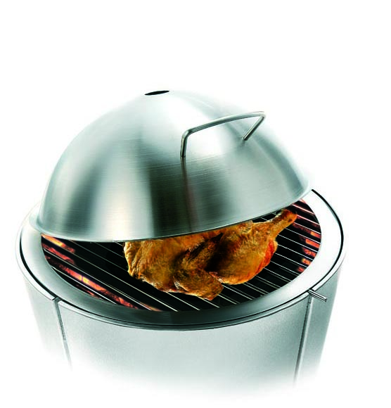 Dome lid for grill 49 cm