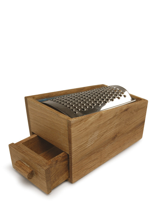 Oak Cheese grater