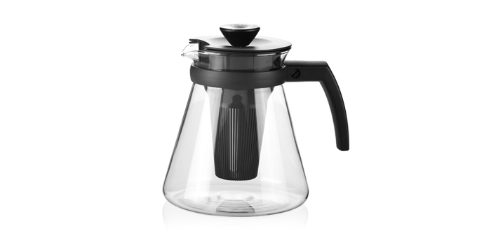 Tea / Coffee Maker 1,25 L With Infuser