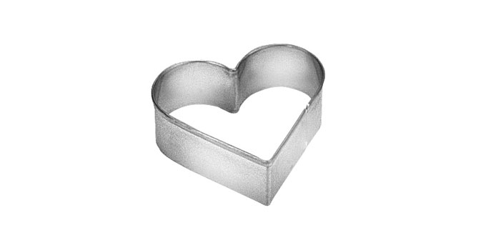 Small Cookie Cutters, Little Heart Delicia