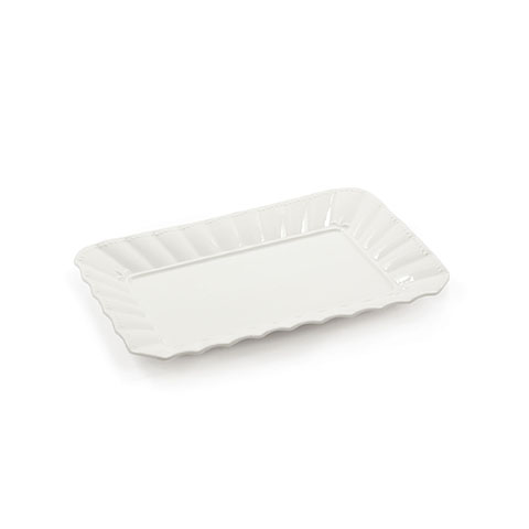 Ducale Rectangular Pastry Tray Cm 31X22 In Gift Box
